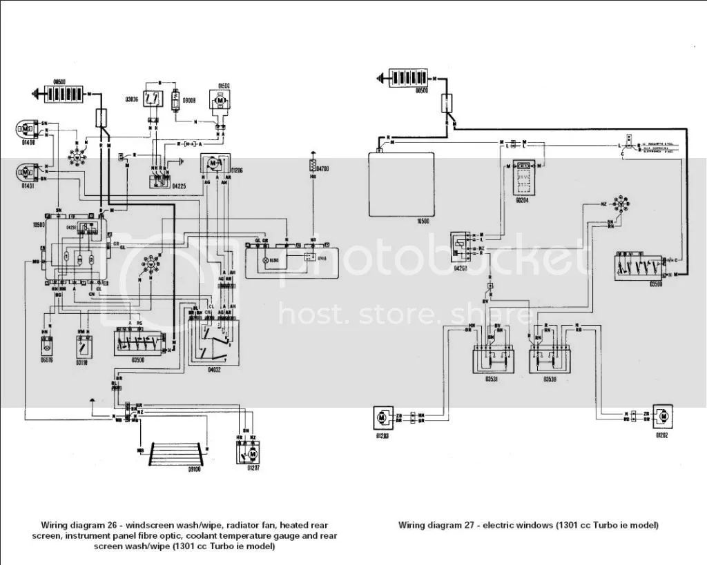 wiring diagram fiat linea 2010