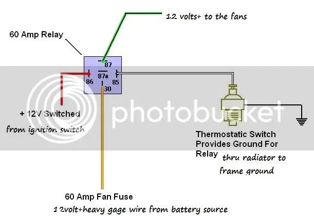 Dewitt Radiators Corvette Electric Fan Wiring Diagram Online