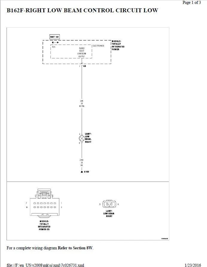Compass Wiring Diagram Wiring Diagram