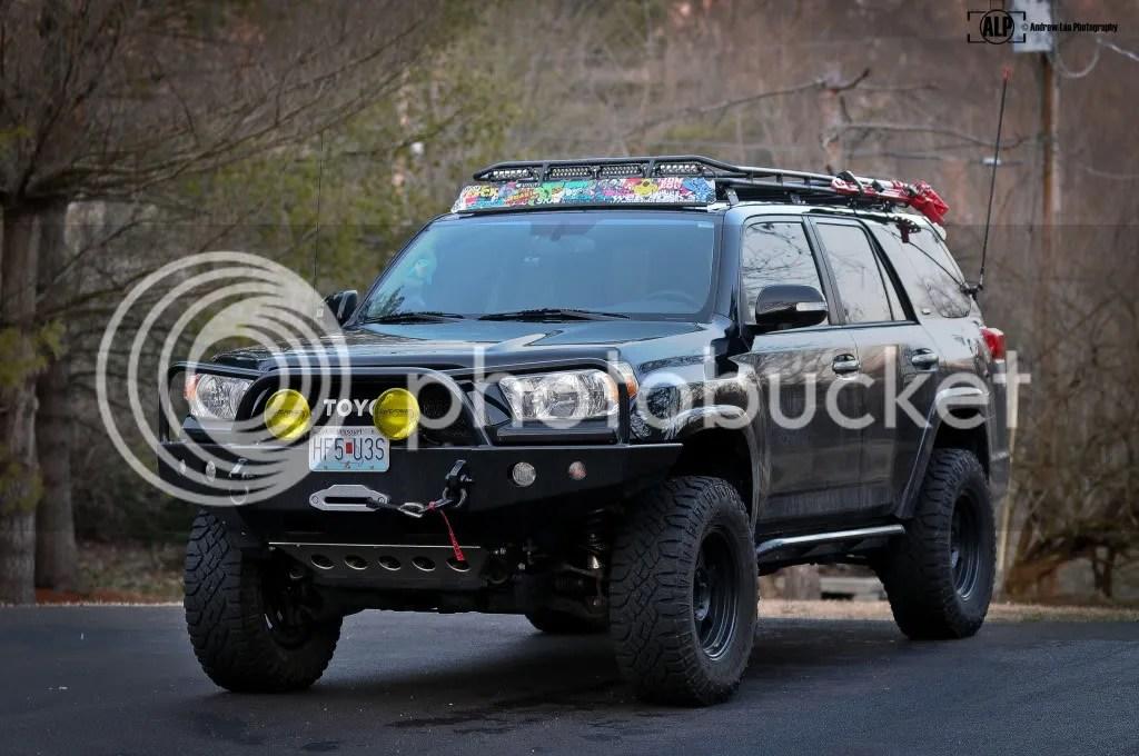Gobi Stealth Vs Ranger Toyota 4runner Forum Largest