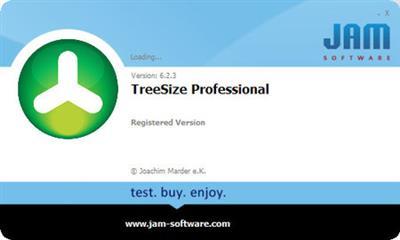 TreeSize Professional.6.3.2.1177 (x86/x64)