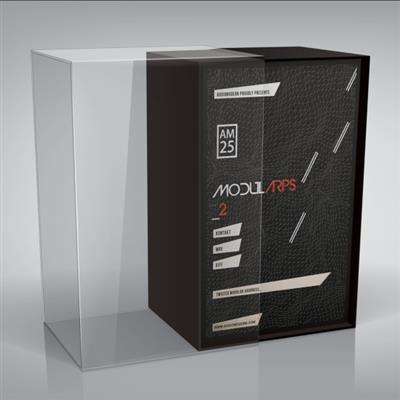 Audiomodern ModulARPS.2 KONTAKT-DISCOVER