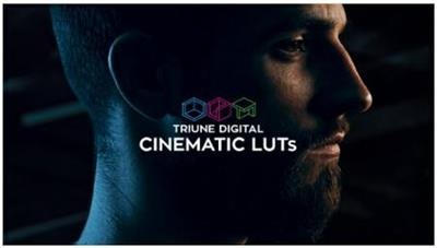 Triune Digital Cinematic LUTs Pack