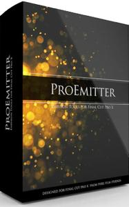 ProEmitter - 3D Tools for Final Cut Pro X MacOSX coobra.net
