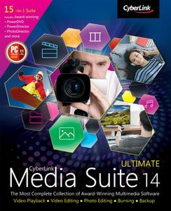 CyberLink Media Suite Ultimate 14.0.0627.0.Multilingual
