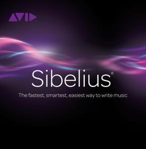 Avid Sibelius 8.4.2 build 231.Multilingual