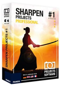 Franzis SHARPEN projects professional 1.19.02653.Multilangual Mac OS X