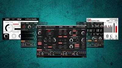 Plugin Alliance Unfiltered Audio Bundle