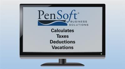PenSoft Payroll Premier Edition 2016