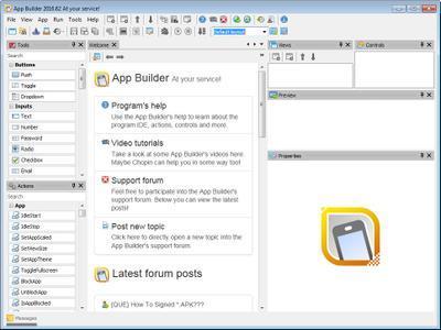 App Builder v2016.192 coobra.net