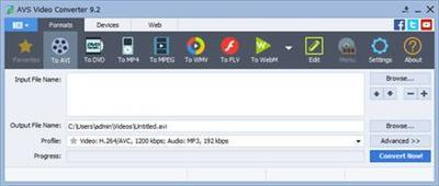 AVS Video Converter v9.4.1.594