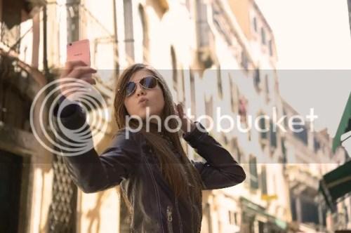 OPPO F1s Selfie Photo
