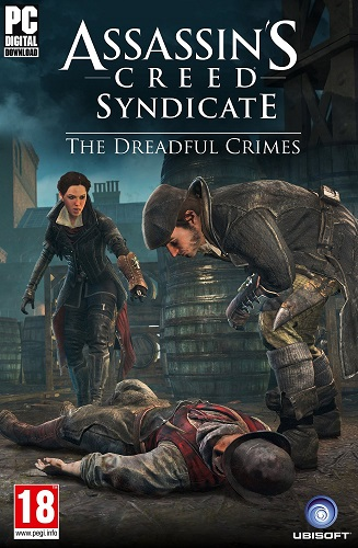 Assassins Creed Syndicate The Dreadful Crimes-SKiDROW