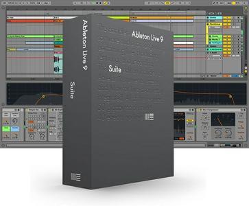 Ableton Live Suite.9.6.2 Multilingual (x86/x64)