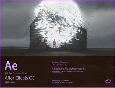 Adobe After Effects CC 2015.3.v13.8.0 Mac OS X