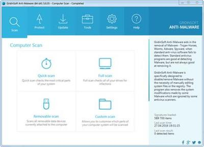 GridinSoft Anti-Malware 3.0.52.Multilingual