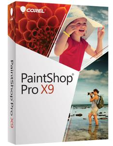 Corel PaintShop Pro X9.v19.0.1.8 German (x64)