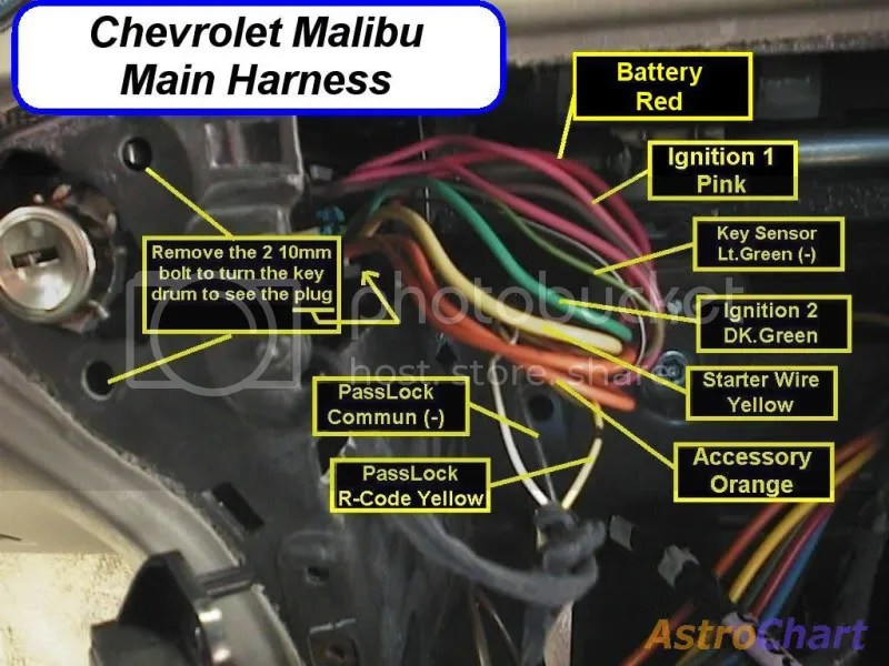 2005 Malibu Wiring Diagram Wiring Diagram