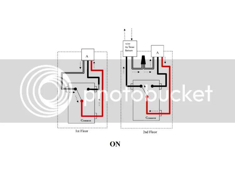 3 way switch problem