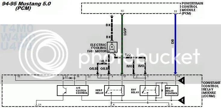 94-95 Mustang GT Manual ECM in 91-93 MN12 - Page 6 - TCCoA