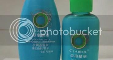 [美髮] CLAIROL草本精華水潤系 - 蘭花及椰子洗髮水及護髮素
