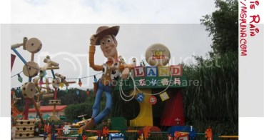 [玩樂] 向香港迪士尼樂園出發 Part 1