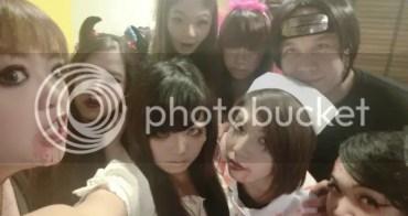 [札記] 2014 Halloween Party。齊來扮鬼扮馬