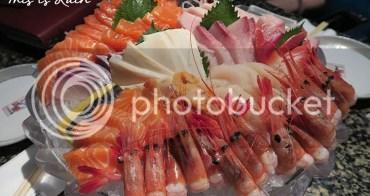 [Dining。Tasting] 至尊滿屋日本料理。得放入我口袋的清單