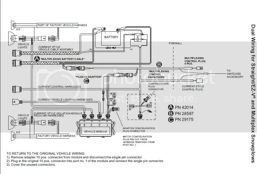 fisher minute mount 2 wiring diagram 05 f550