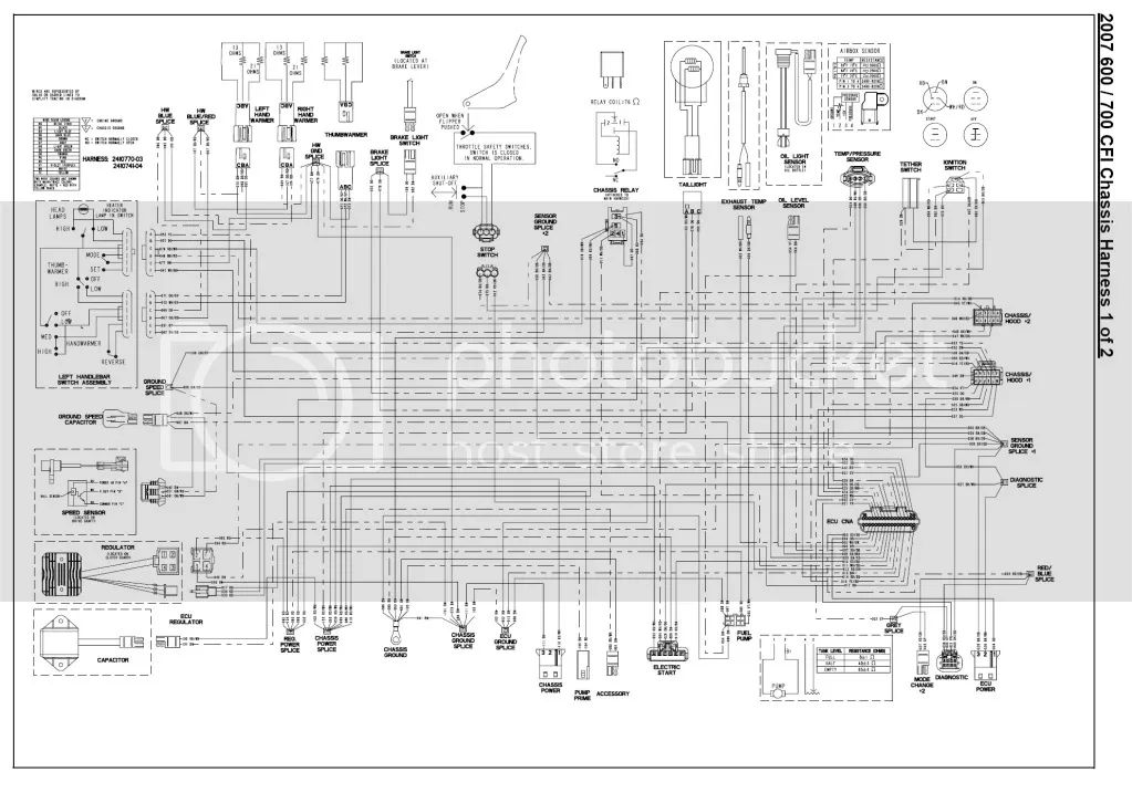 1989 polaris indy 500 wiring diagram