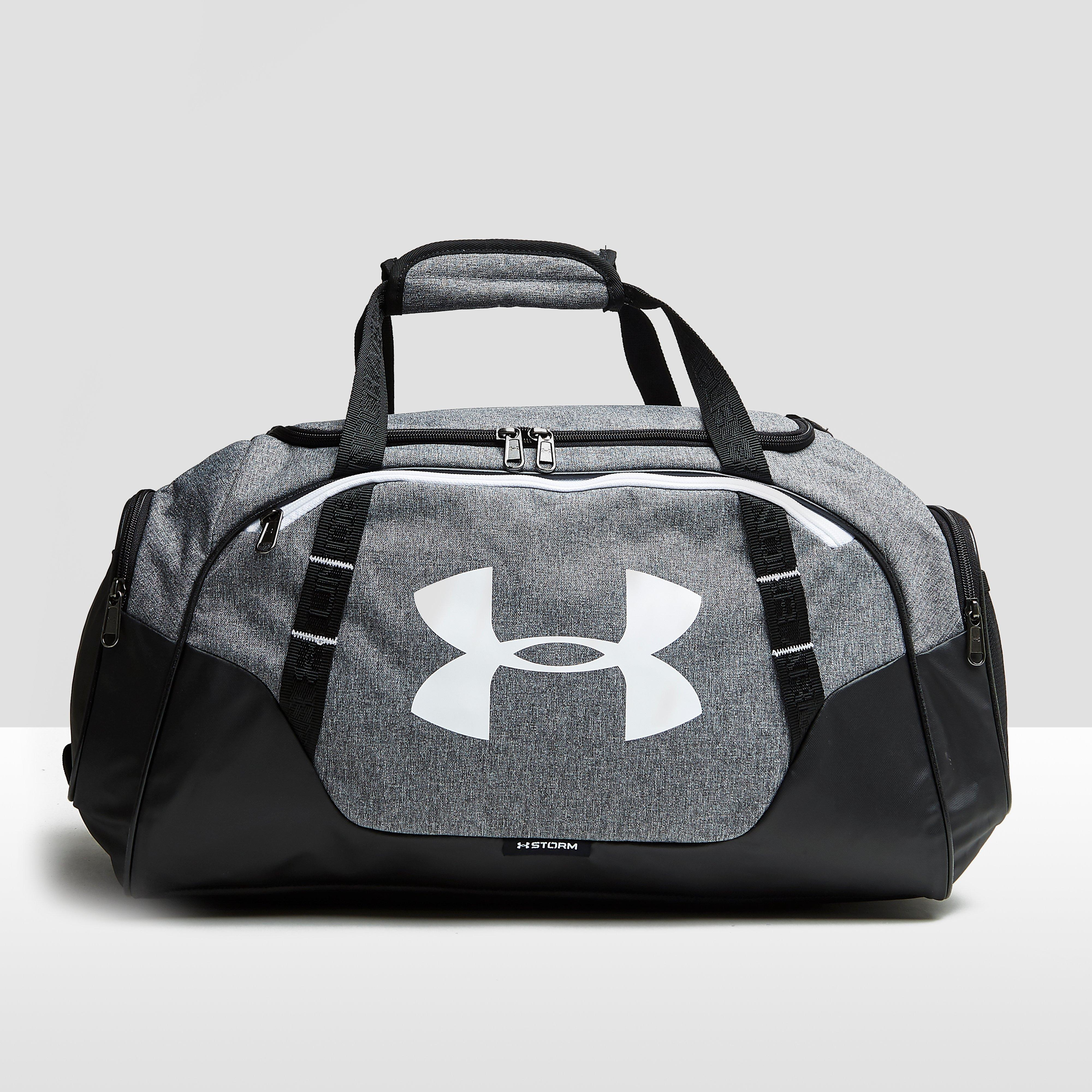Kleine Sporttas Heren Under Armour Undeniable 3 Sporttas Small Grijs Perrysport