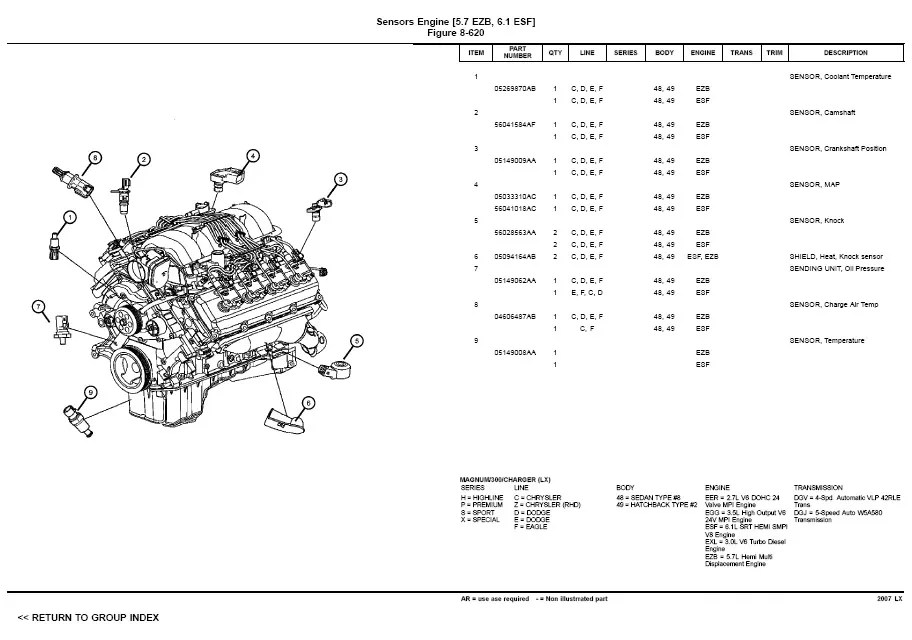 Chrysler 300 Engine Diagram manual guide wiring diagram