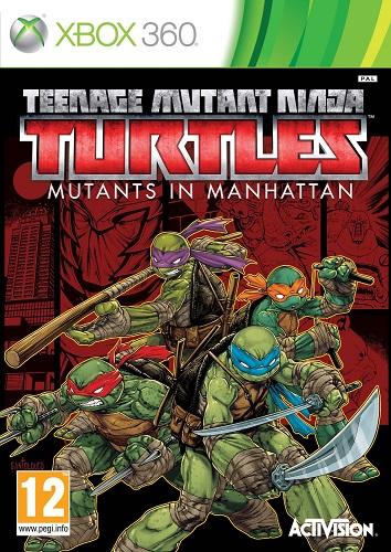 Teenage Mutant Ninja Turtles Mutants In Manhattan XBOX360-COMPLEX