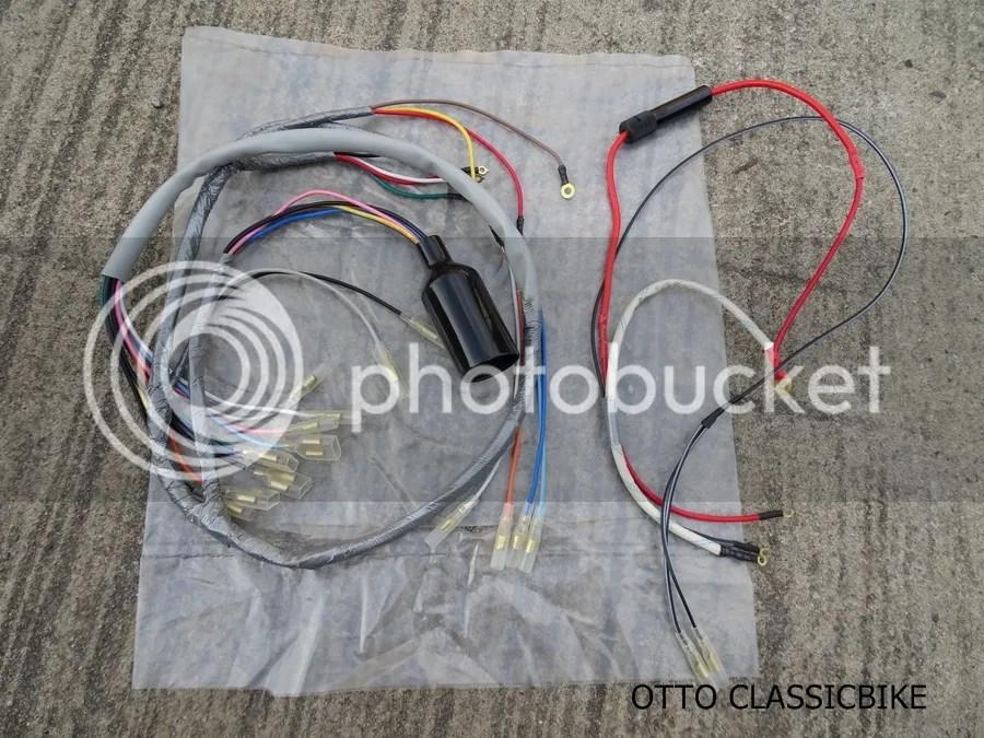 Honda Cl72 Wiring Wiring Diagram