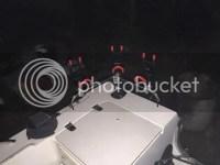 Monster rod holder rigging. | Smith Mountain Lake Fishing ...