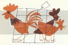 Bill Charmatz chicken illustration