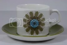 Vintage Studio Meakin cup and saucer