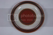 Denby Pottery plate 'Rondo' pattern
