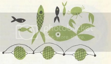 Bill Charmatz fish illustration