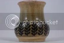 Iden Pottery vase