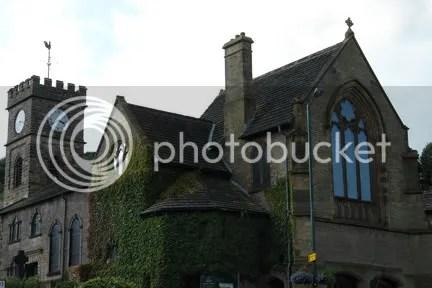 St Marys Parish Church, Todmorden
