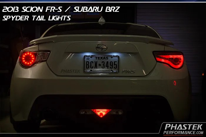Scion Frs Tail Lights Wiring Schematic Diagram