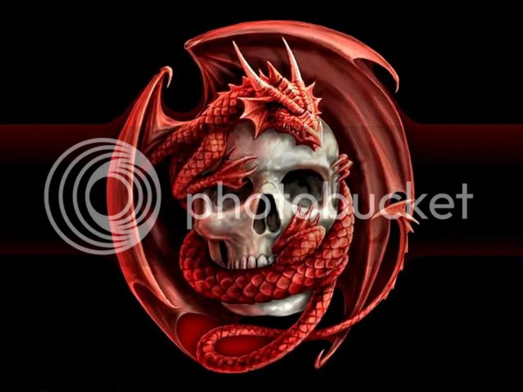 Sugi 27 Proc Format In Action Sas Dragon Skull Photo By Scarycr0w Photobucket