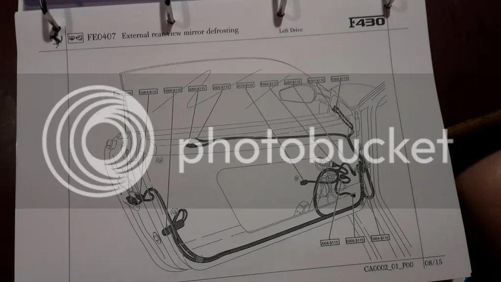 Ferrari 430 Wiring Diagram Ferrari 308 Qv Wiring, Ferrari 308 Gts