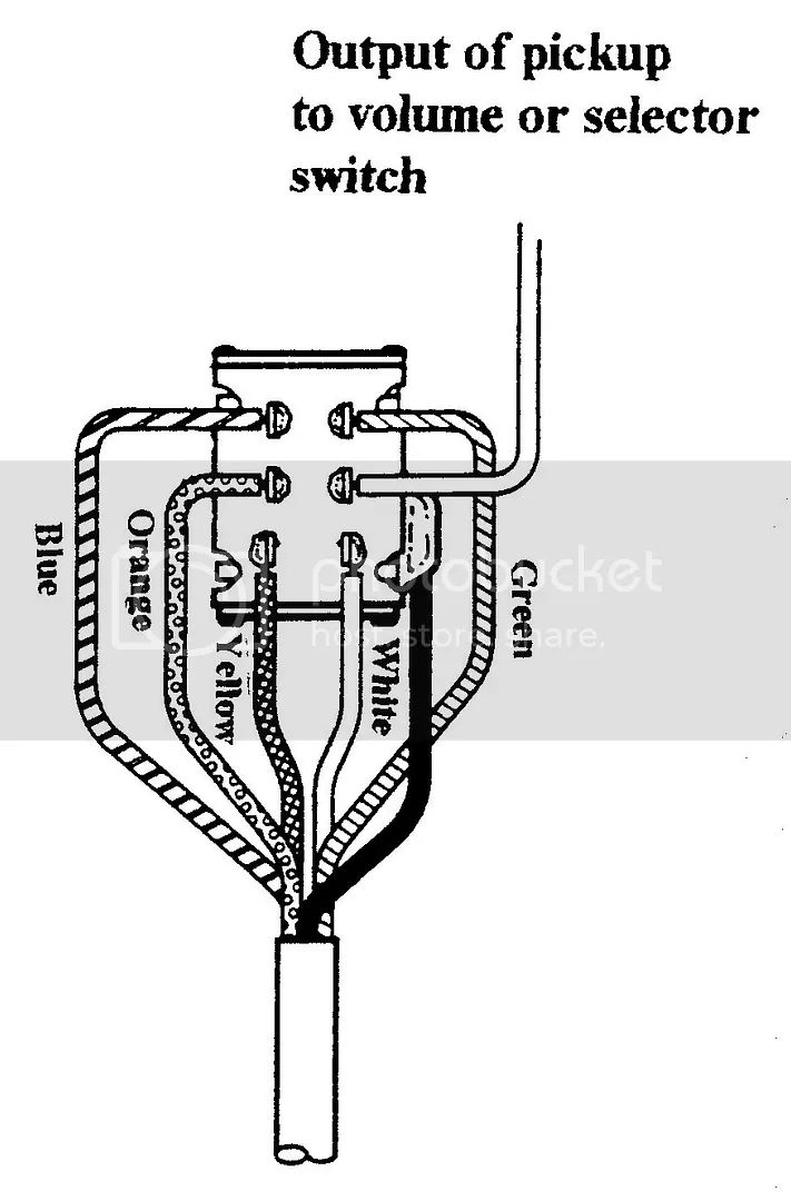 dragonfire pickups wiring diagram one volume