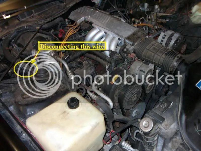86 mustang fuel filter location