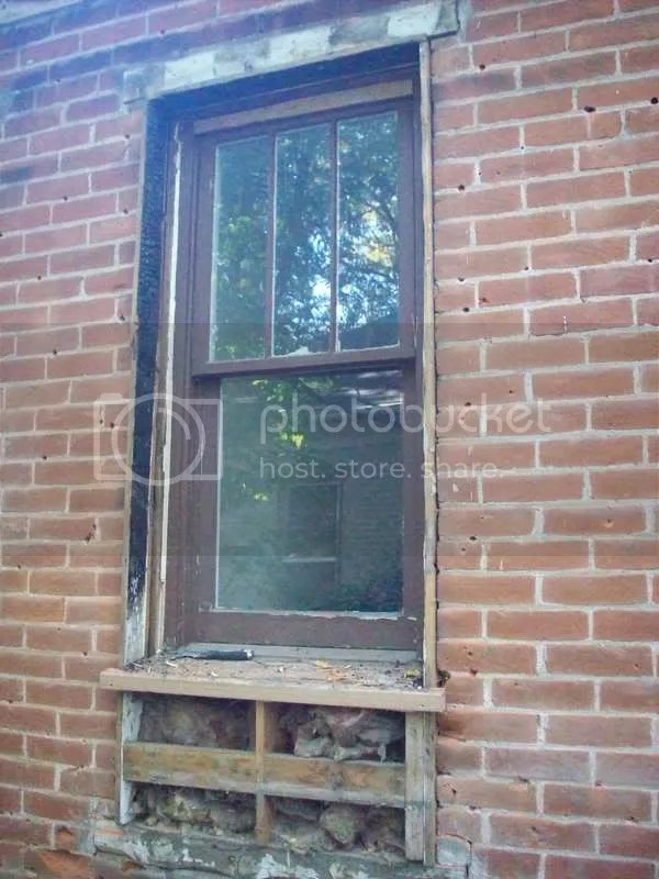 OHW • View topic - Need to replace window frame in brick wall ...