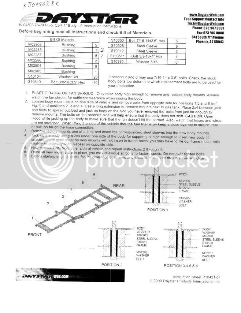 85 cj7 headlight switch wiring diagram