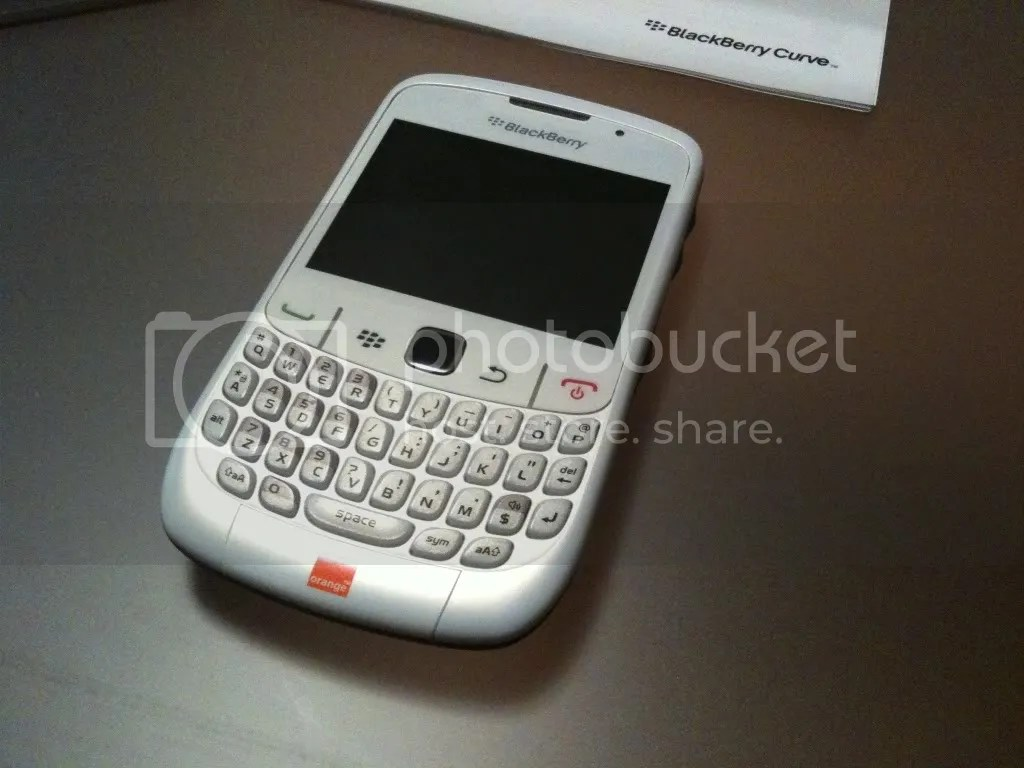 Moviles Libres Blackberry Blackberry Curve 8520 Libre 130 Euros