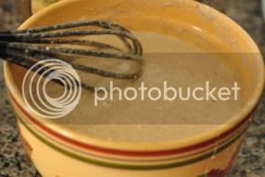 Buckwheat pancake batter